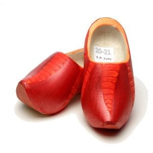 Red Copper clogs 2