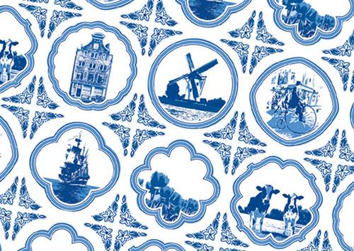 Delft-Pattern
