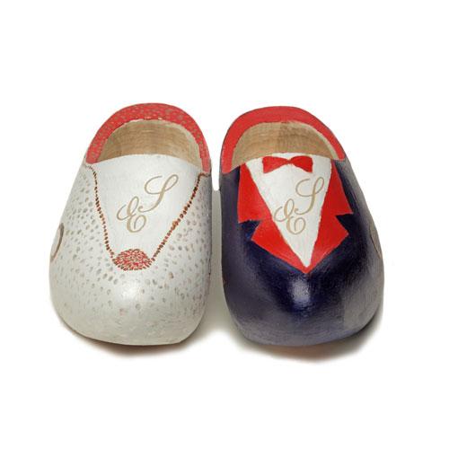 Wedding-clogs
