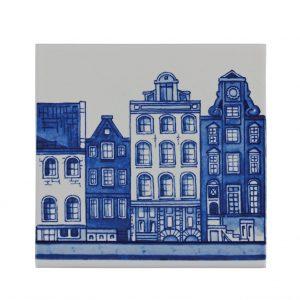 """Delft Blue tile """"canals 5"""""""