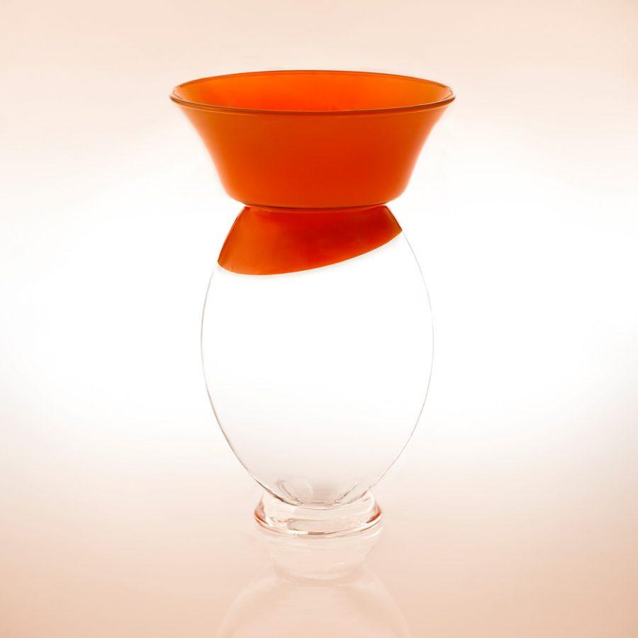 """Crowning Vase """"Willem Alexander"""""""