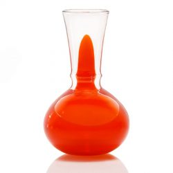 "Orange Vase ""Juliana"""