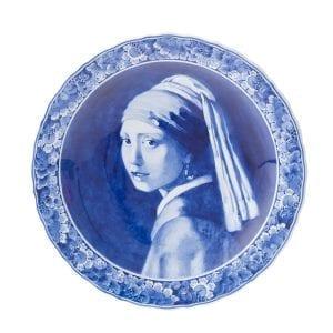Plate Vermeer 40 cm