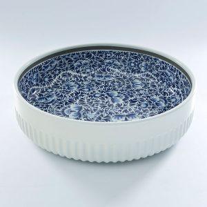 Blue Collar Bowl 30 cm