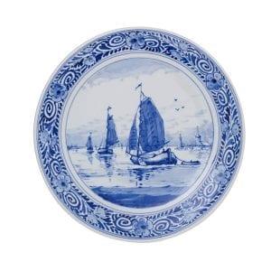 Plate Ship 18 cm